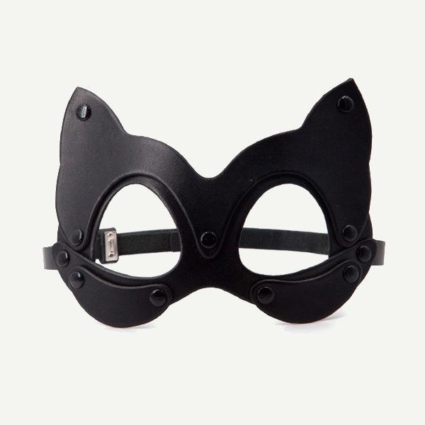 бдсм маска кошки
